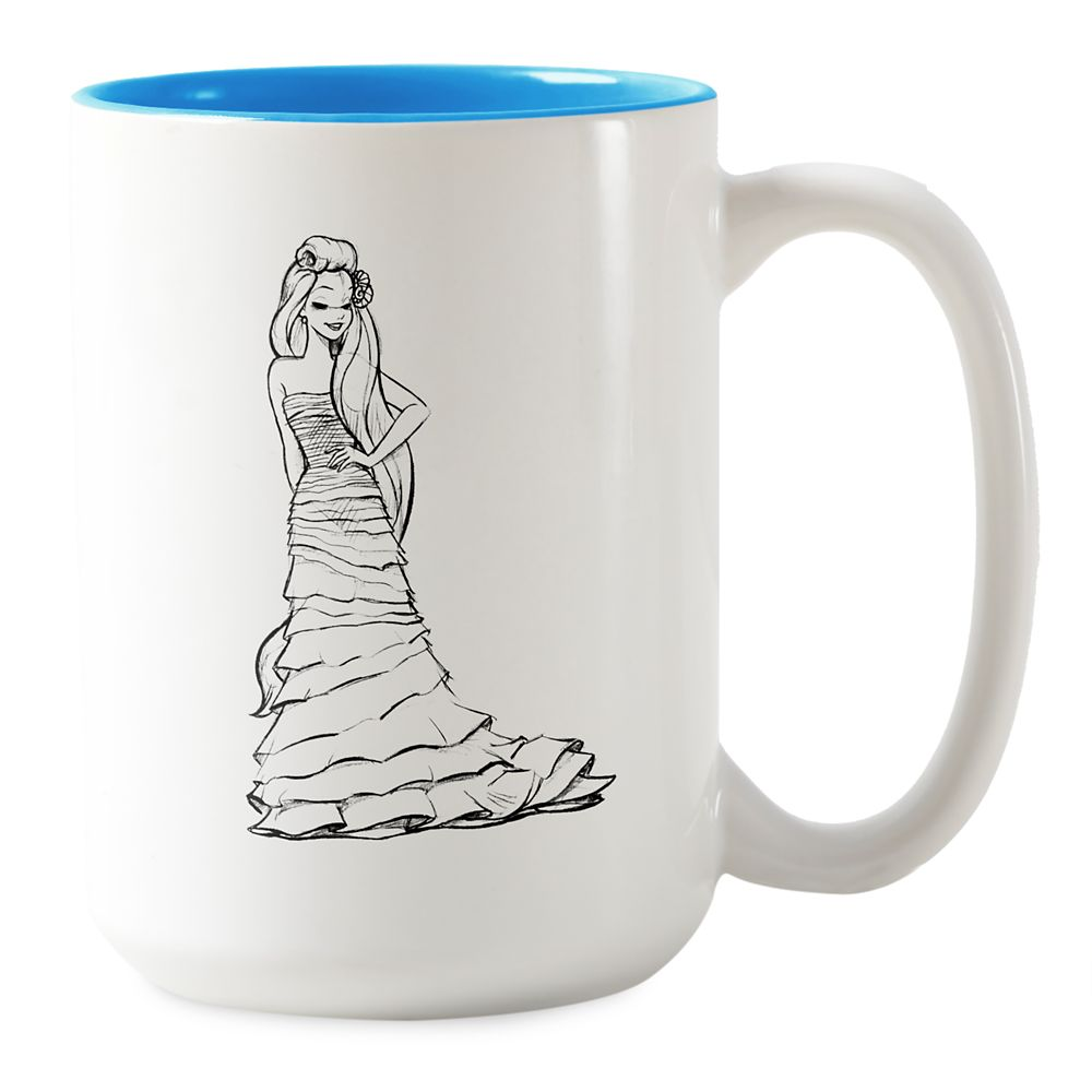 Ariel Mug  Art of Princess Designer Collection Official shopDisney