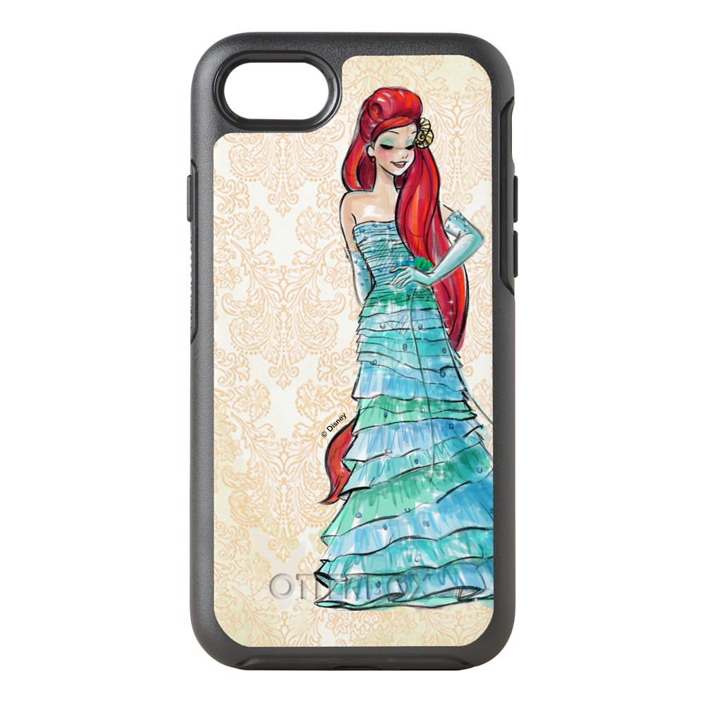 Ariel iPhone 8/7 Case  Art of Princess Designer Collection Official shopDisney