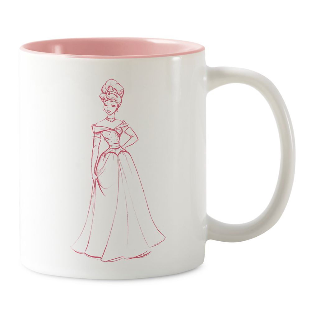 Aurora Mug  Art of Princess Designer Collection Official shopDisney
