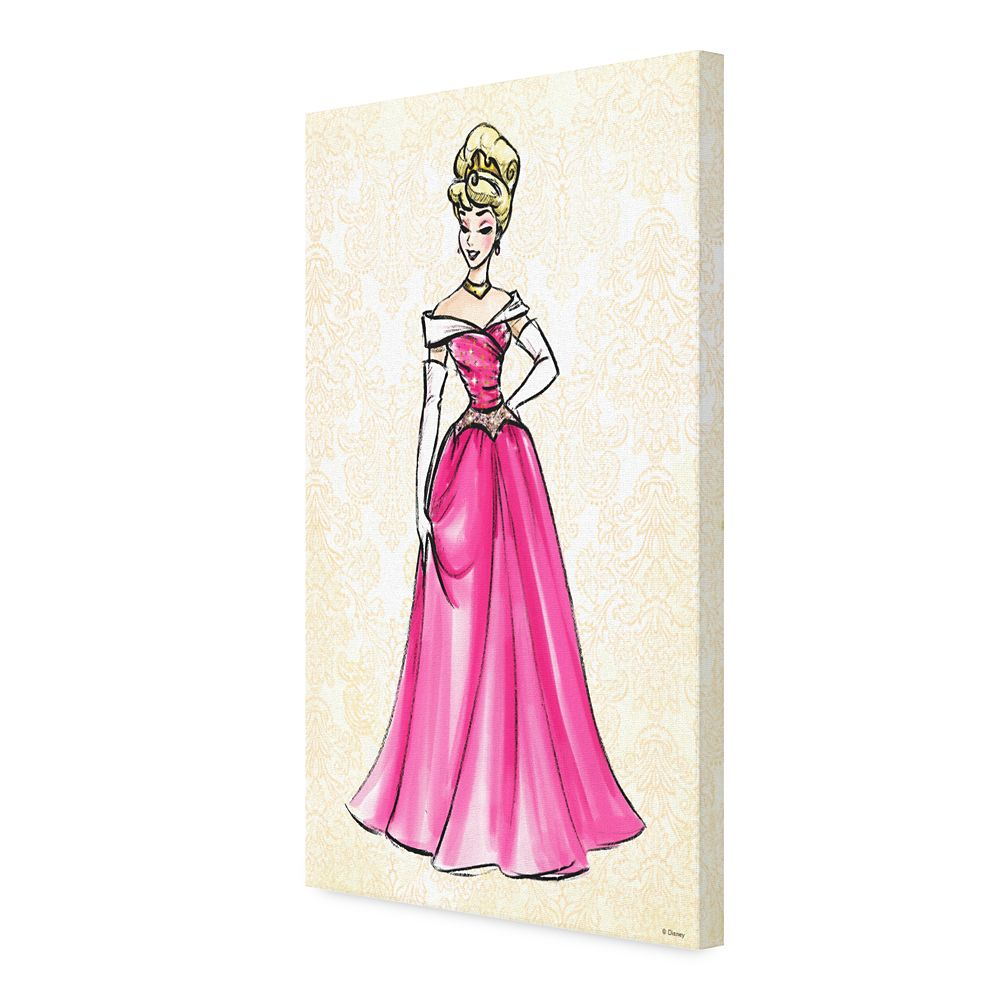 Aurora Canvas Print – Art of Princess Designer Collection