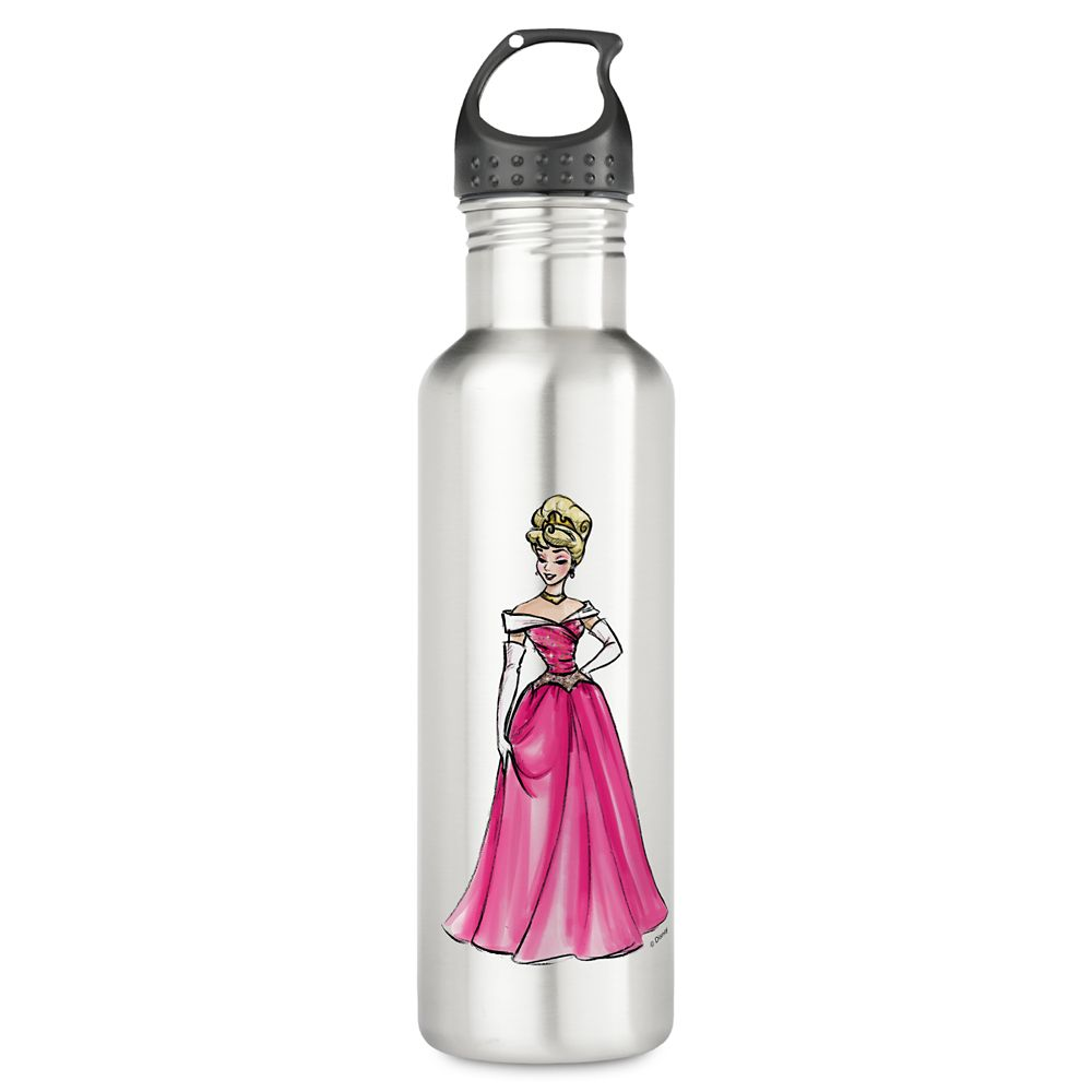 Aurora Water Bottle  Art of Princess Designer Collection Official shopDisney