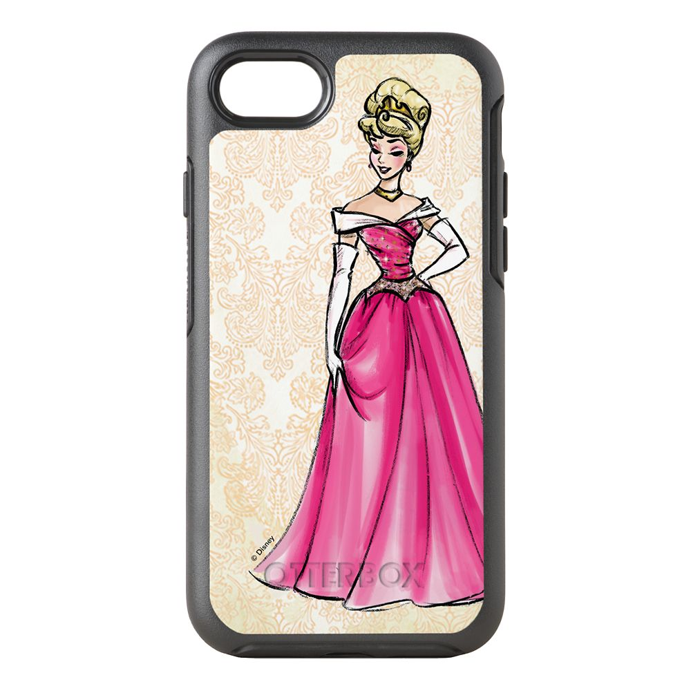 Aurora iPhone 8/7 Case – Art of Princess Designer Collection