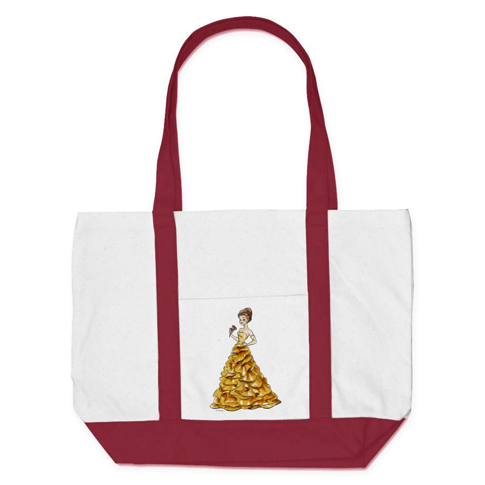Belle Tote  Art of Princess Designer Collection Official shopDisney