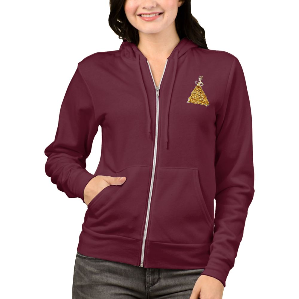 Belle Hoodie for Women – Art of Princess Designer Collection