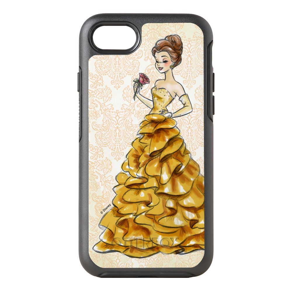 Belle iPhone 8/7 Case – Art of Princess Designer Collection