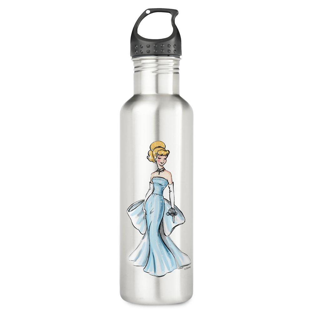 Cinderella Water Bottle – Art of Princess Designer Collection