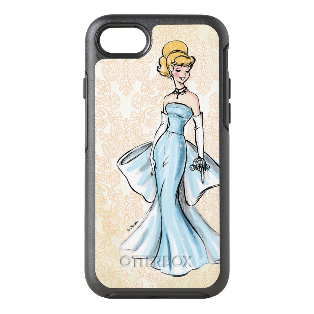 Cinderella iPhone 8/7 Case – Art of Princess Designer Collection