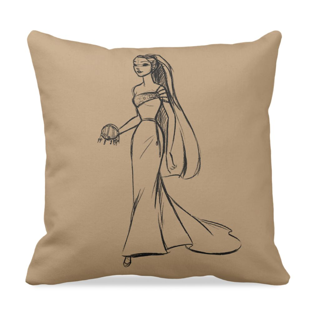 Pocahontas Pillow – Art of Princess Designer Collection