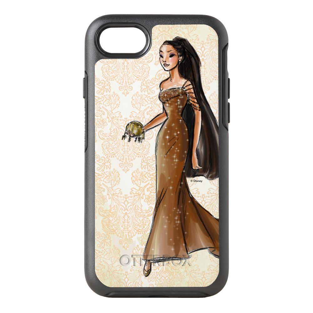 Pocahontas iPhone 8/7 Case – Art of Princess Designer Collection