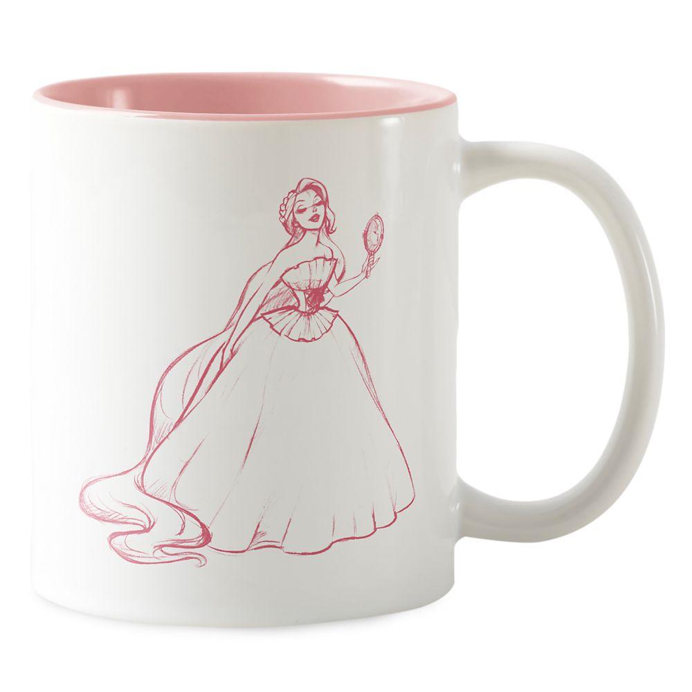 Rapunzel Mug – Art of Princess Designer Collection