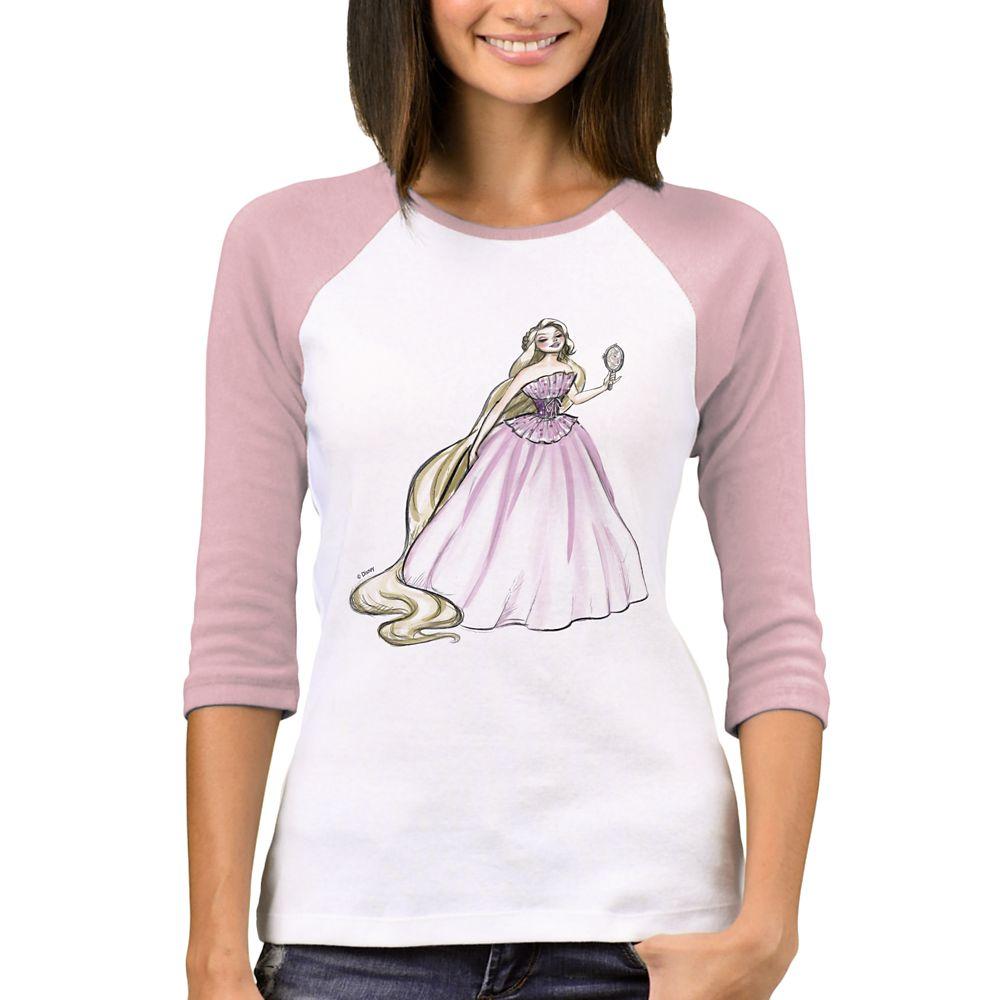 Rapunzel Ralgan T-Shirt – Art of Princess Designer Collection