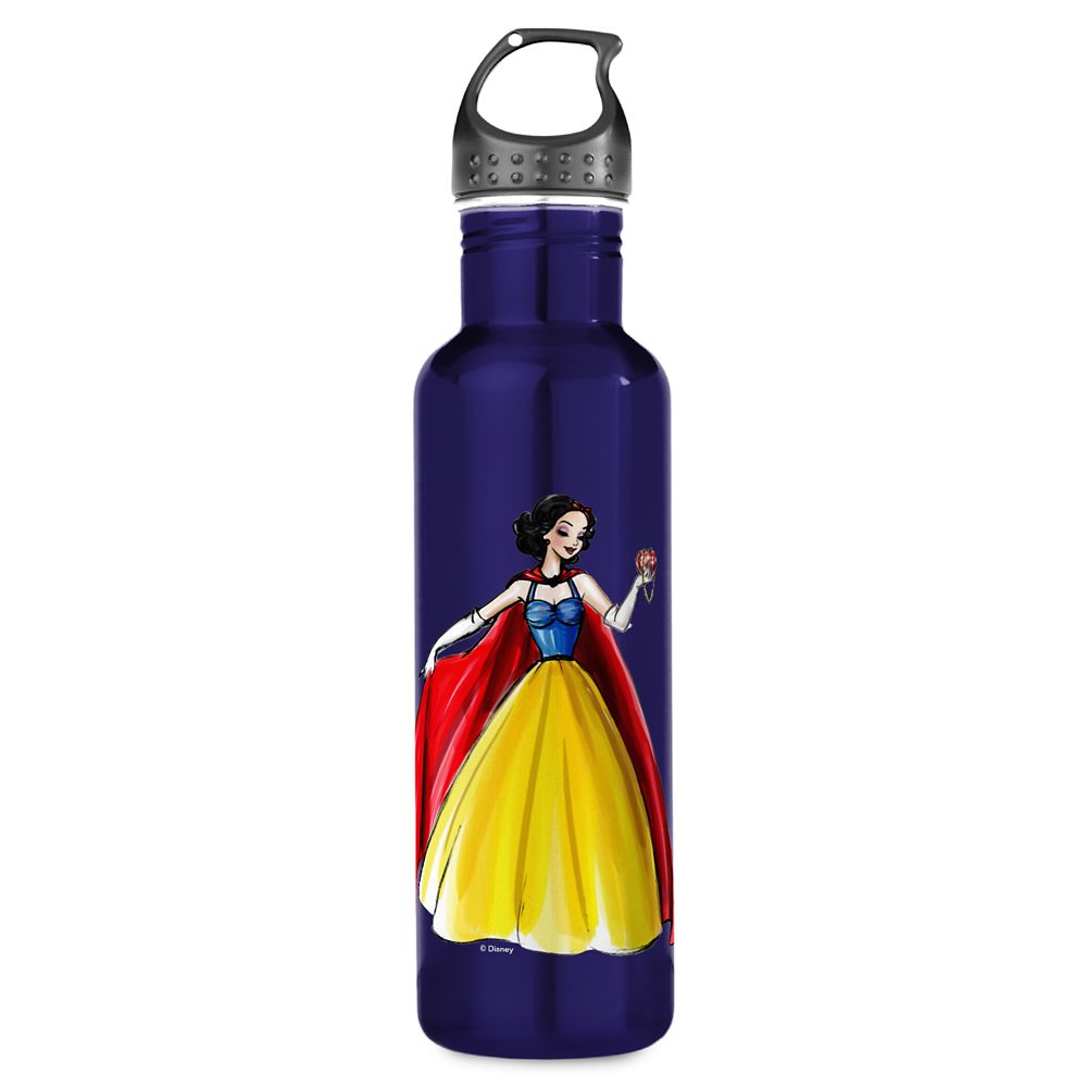 Snow White Water Bottle – Art of Princess Designer Collection
