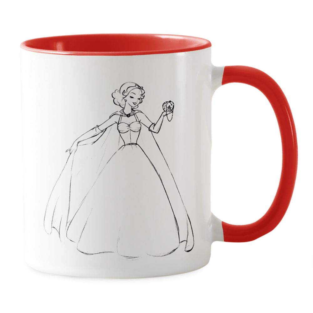 Snow White Mug – Art of Princess Designer Collection