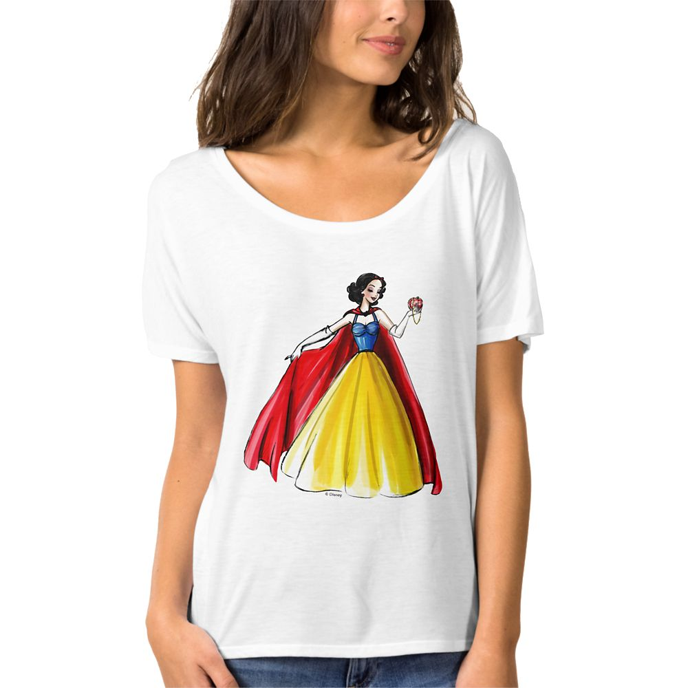 Snow White Top – Art of Princess Designer Collection