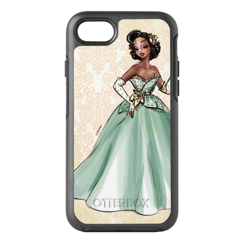 Tiana iPhone 8/7 Case – Art of Princess Designer Collection