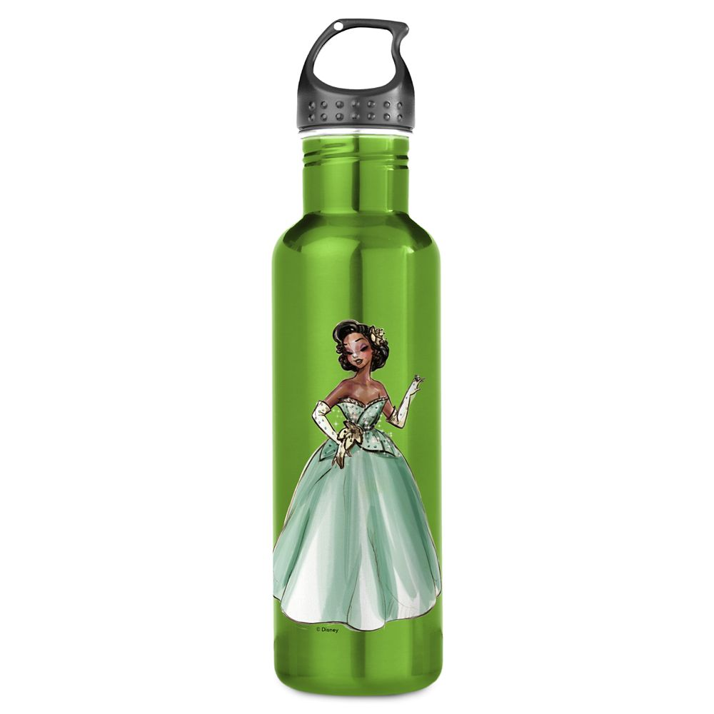 Tiana Water Bottle – Art of Princess Designer Collection
