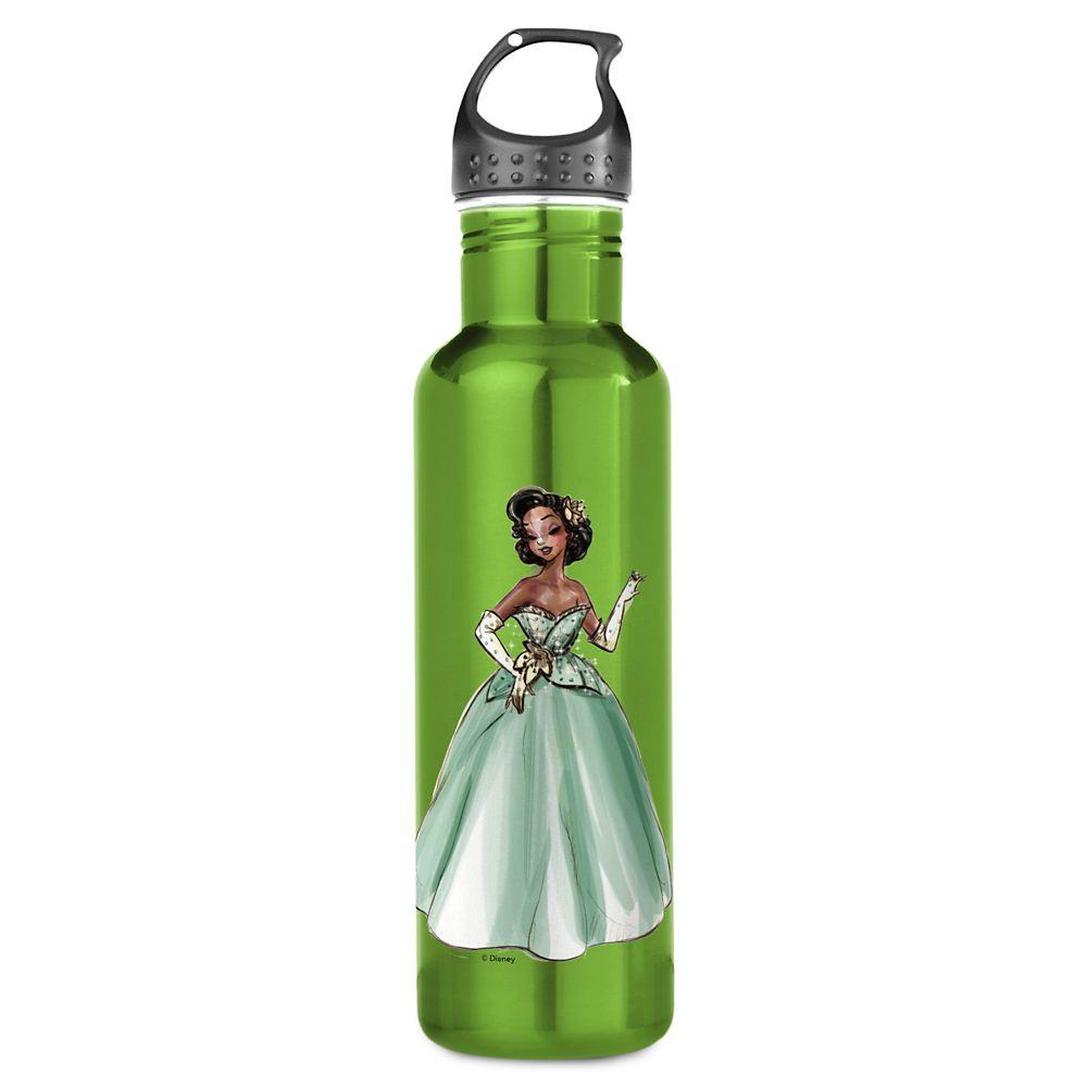 Tiana Water Bottle – Art of Princess Designer Collection