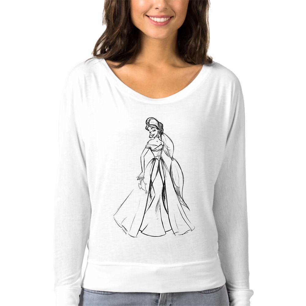 Jasmine Top  Art of Princess Designer Collection Official shopDisney