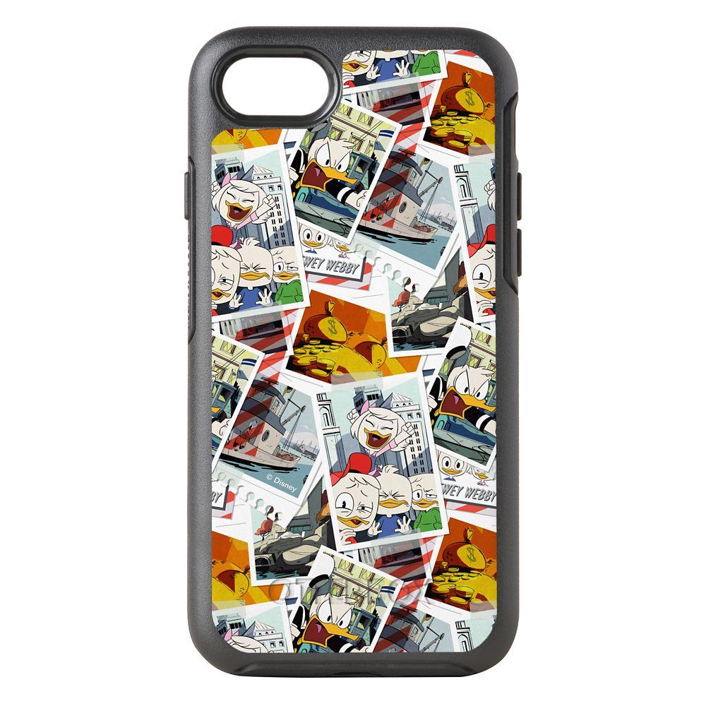 DuckTales Adventure iPhone 8/7 Case – Customizable