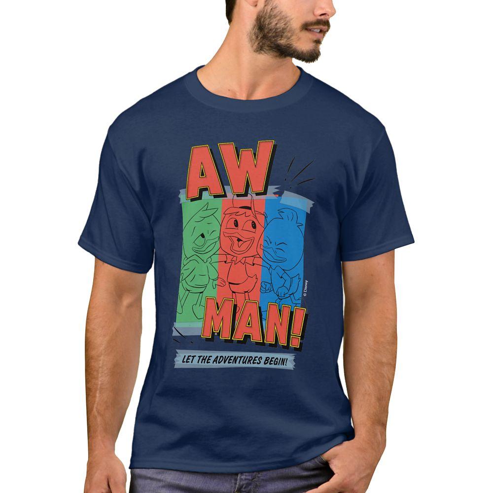 DuckTales Adventure T-Shirt for Men – Customizable