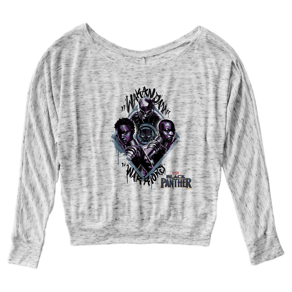 Black Panther Wakandan Warriors Shirt for Women  Customizable Official shopDisney