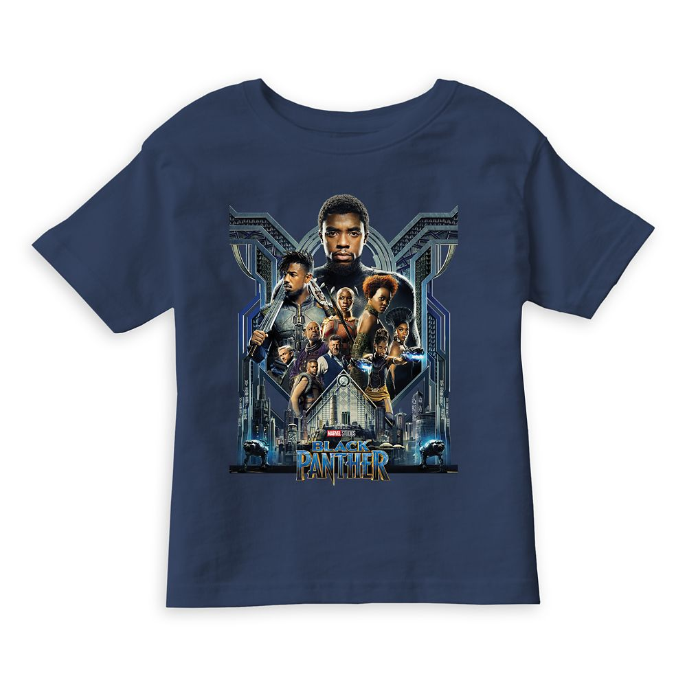 Black Panther T-Shirt for Kids – Customizable