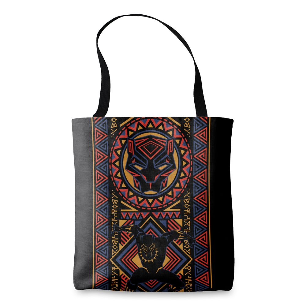 Black Panther Wakandan Allover Print Tote – Customizable