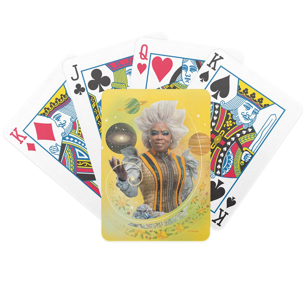 Mrs. Which Playing Cards – A Wrinkle in Time – Customizable