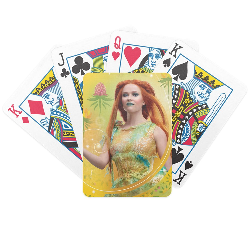 Mrs. Whatsit Playing Cards – A Wrinkle in Time – Customizable