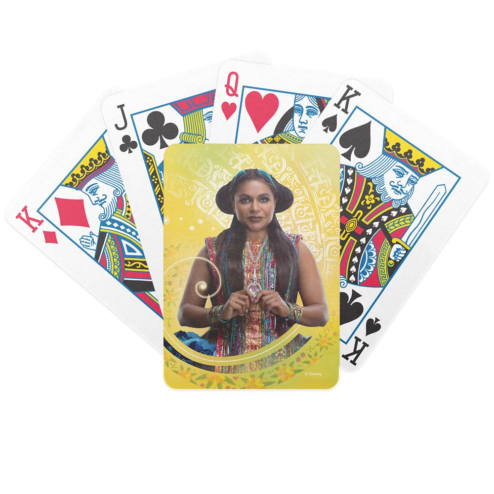 Mrs. Who Playing Cards – A Wrinkle in Time – Customizable