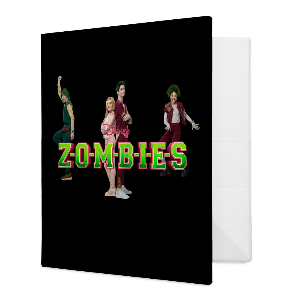 ZOMBIES: Addison, Zed&Zombies Binder – Customizable