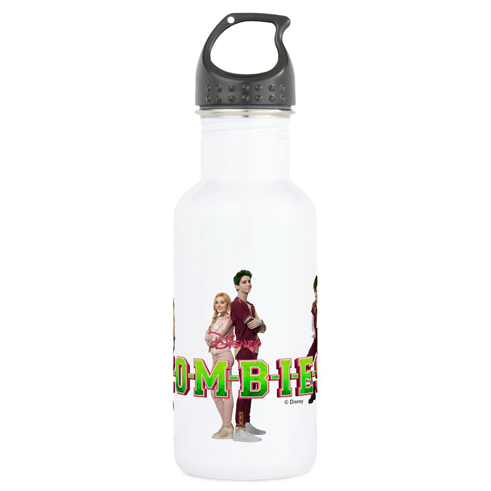 ZOMBIES: Addison, Zed&Zombies Water Bottle – Customizable