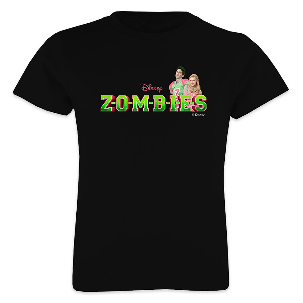 ZOMBIES: Zed & Addison T-Shirt for Girls – Customizable