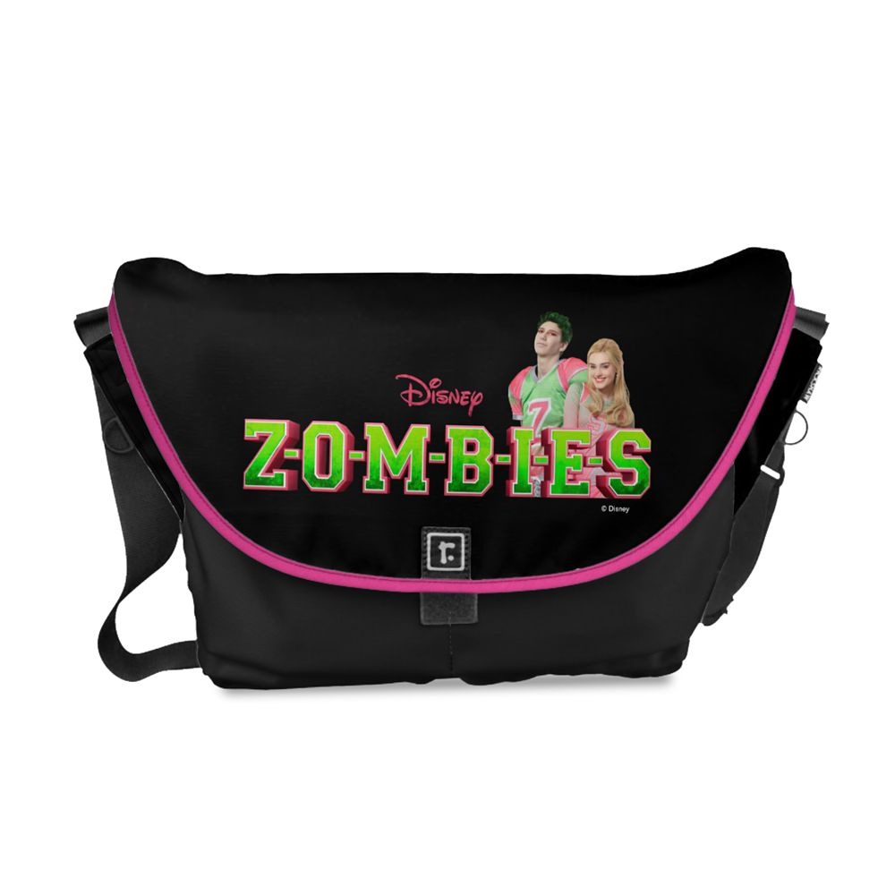 ZOMBIES: Zed & Addison Messenger Bag  Customizable Official shopDisney