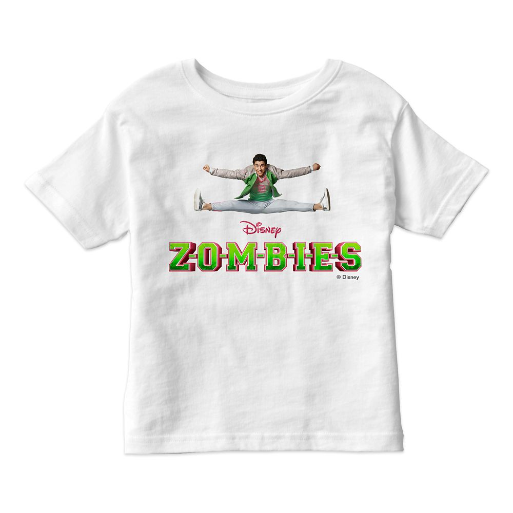 ZOMBIES: Bucky Jumping T-Shirt for Kids – Customizable