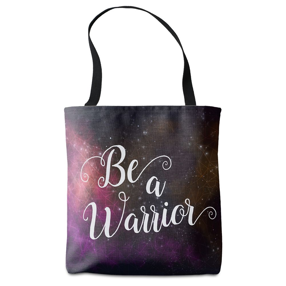 A Wrinkle in Time ''Be a Warrior'' Tote  Customizable Official shopDisney