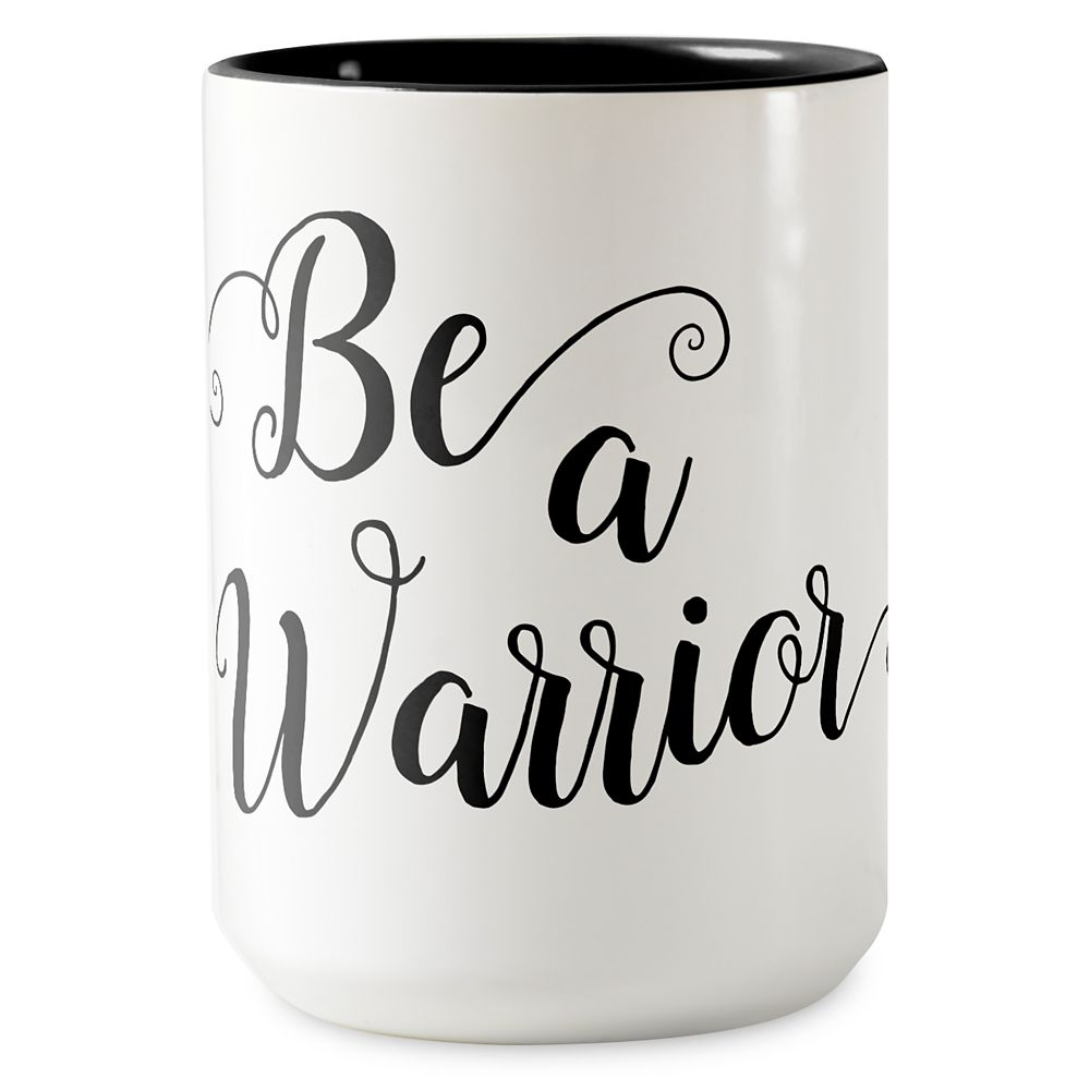 A Wrinkle in Time ''Be a Warrior'' Mug  Customizable Official shopDisney