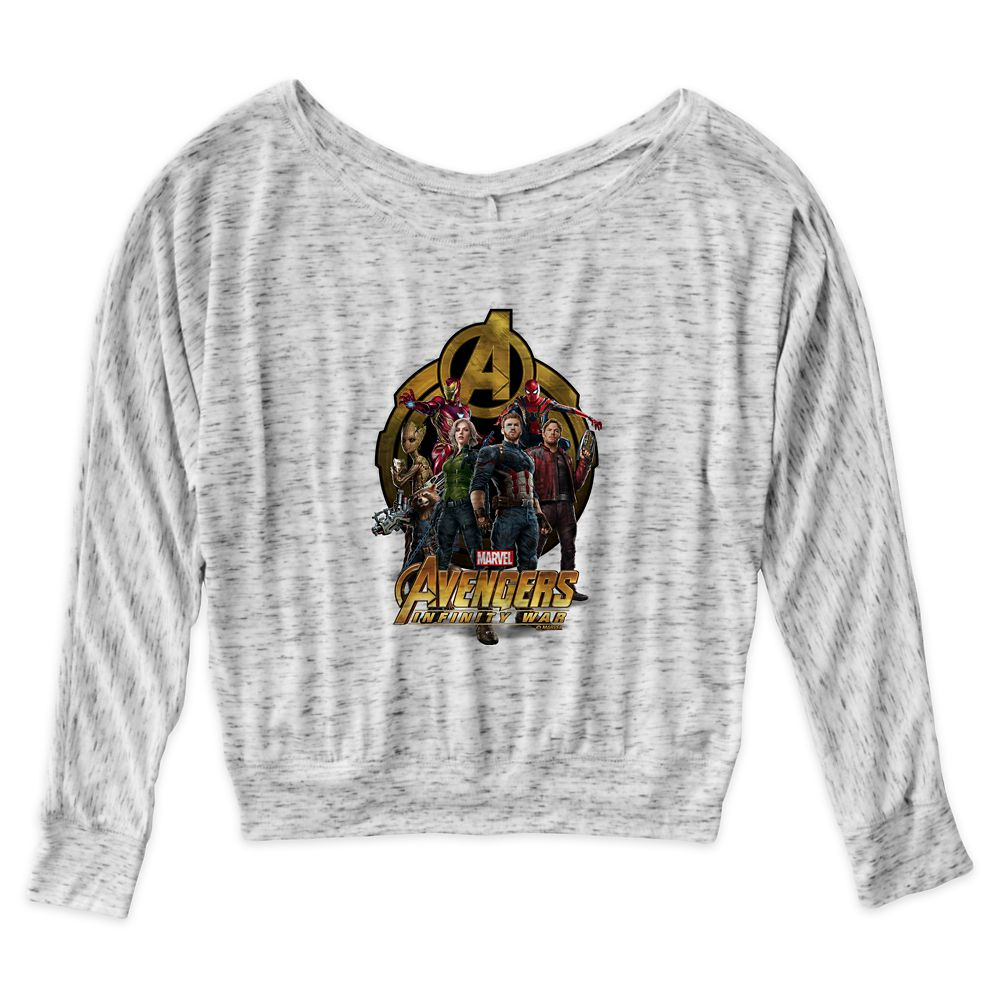 Marvel's Avengers: Infinity War Heroes Shirt for Women – Customizable