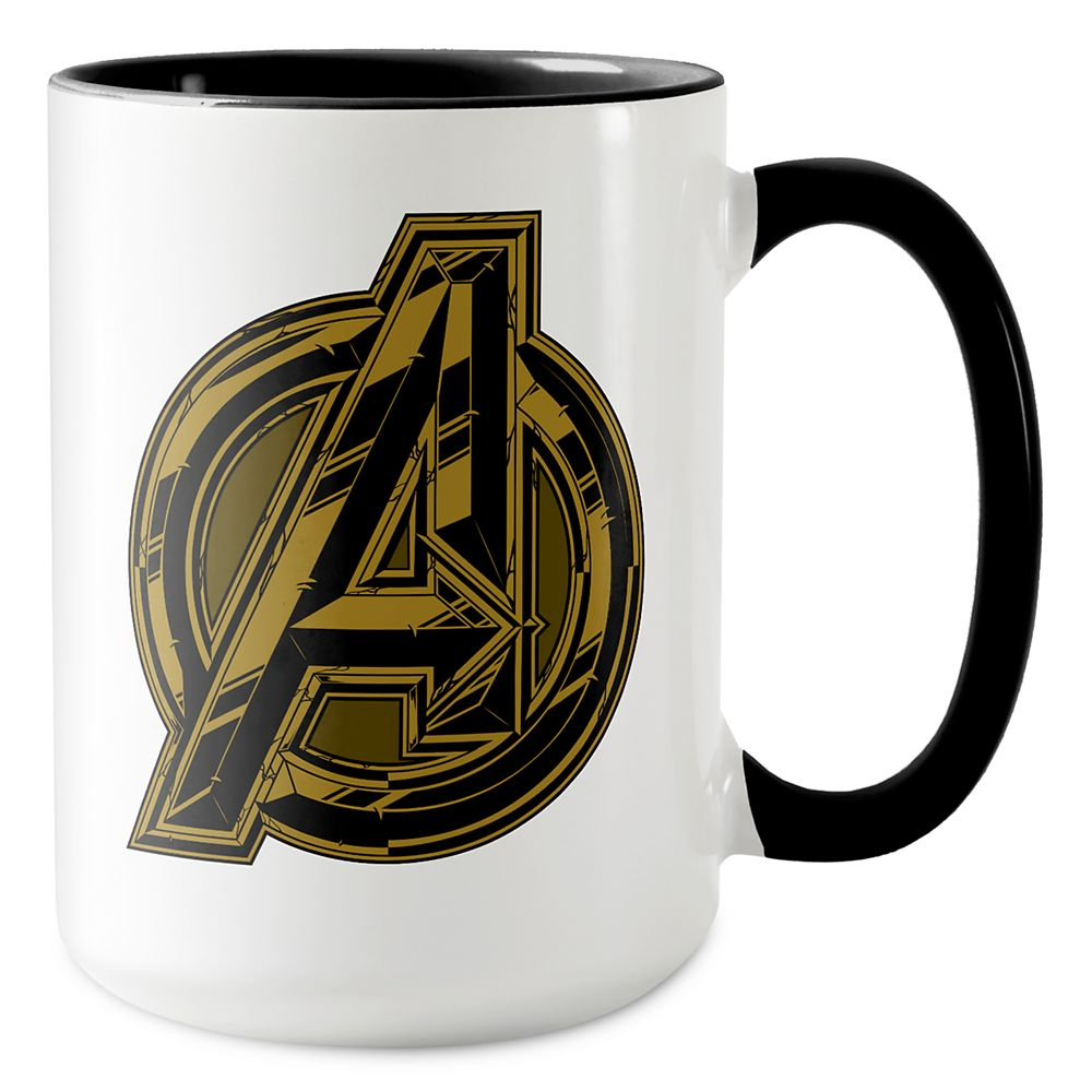 Marvel's Avengers: Infinity War Avengers Icon Mug – Customizable