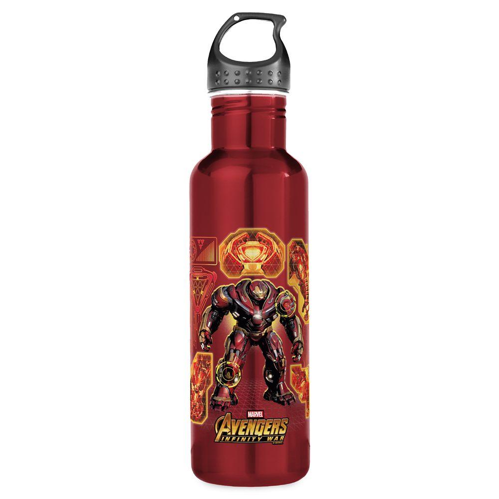 Marvel's Avengers: Infinity War Hulkbuster Water Bottle – Customizable