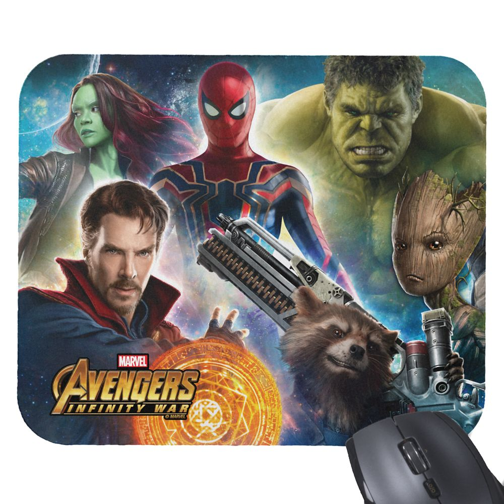 Marvel's Avengers: Infinity War Mouse Pad – Customizable