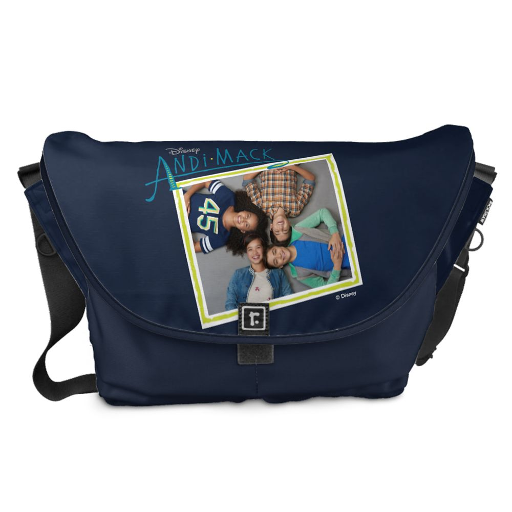 Andi Mack Frame Messenger Bag  Customizable Official shopDisney