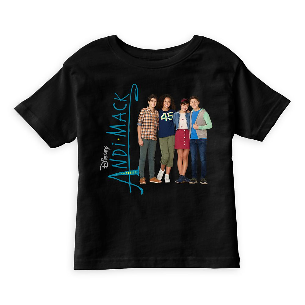 Andi Mack Group T-shirt for Kids  Customizable Official shopDisney