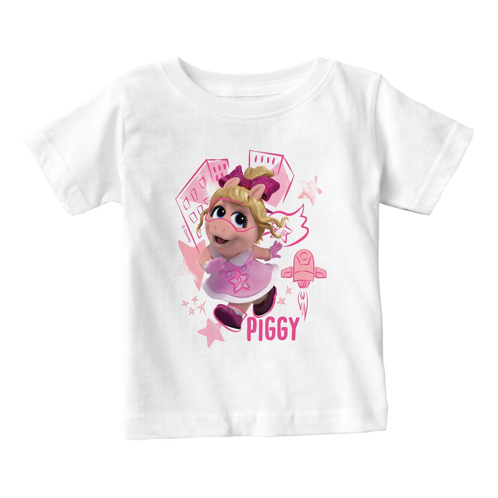 Miss Piggy: Muppet Babies T-Shirt for Baby – Customizable