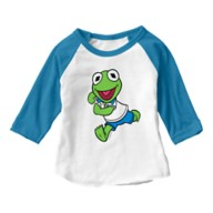 Kermit: Muppet Babies Raglan T-Shirt for Baby – Customizable