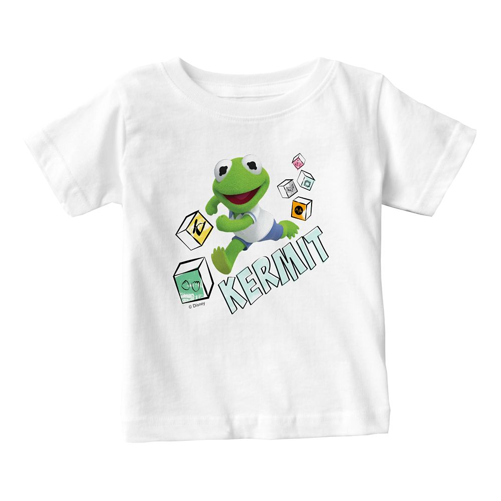 Kermit: Muppet Babies T-Shirt for Baby – Customizable