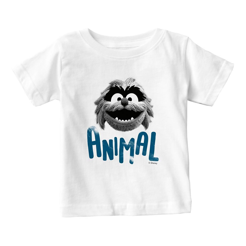 Animal: Muppet Babies T-Shirt for Baby – Customizable