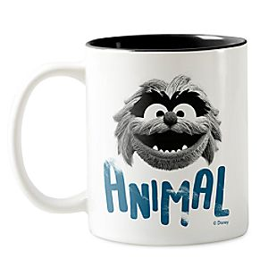 Animal: Muppet Babies Two-Tone Coffee Mug - Customizable