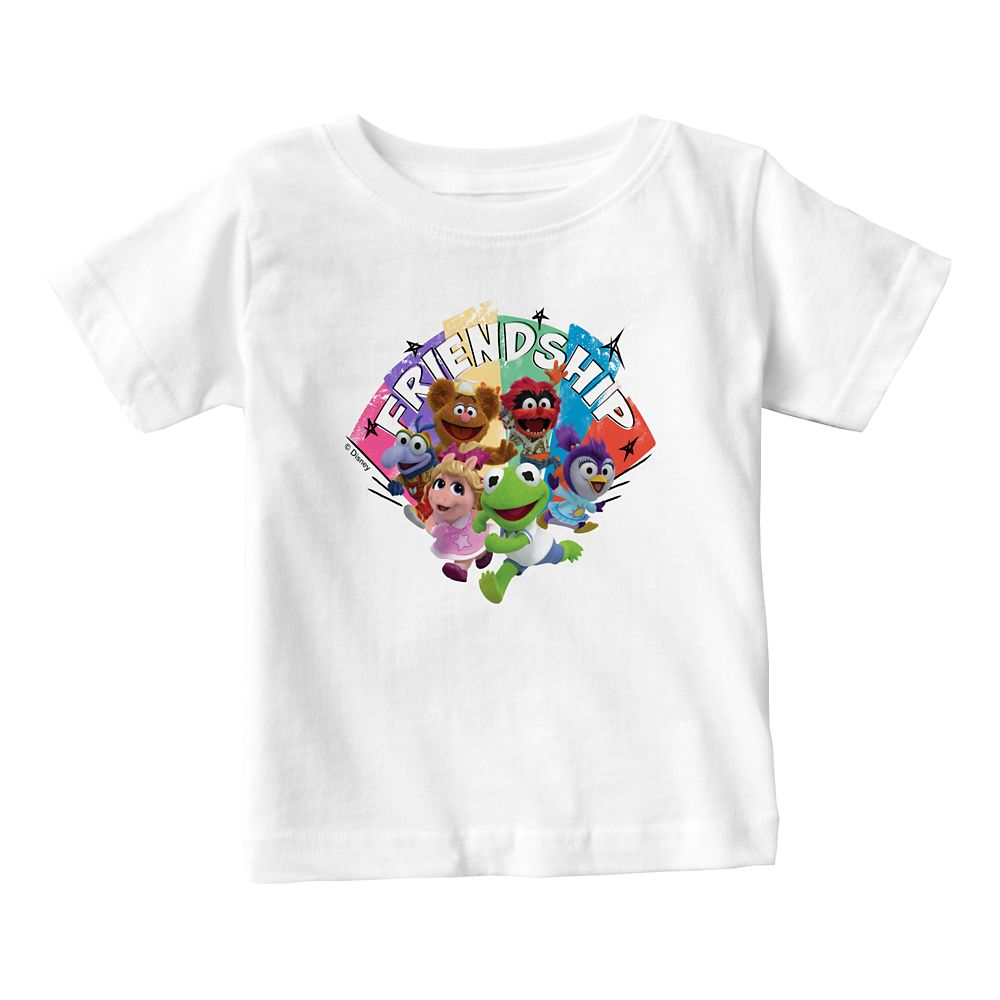 Muppet Babies ''Friendship'' T-Shirt for Baby – Customizable