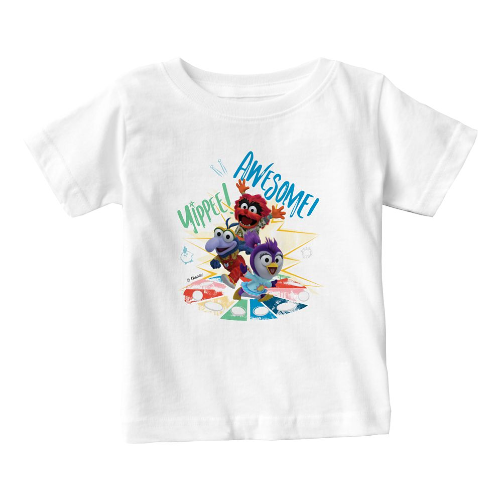 Muppet Babies ''Yippee! Awesome!'' T-Shirt for Baby – Customizable